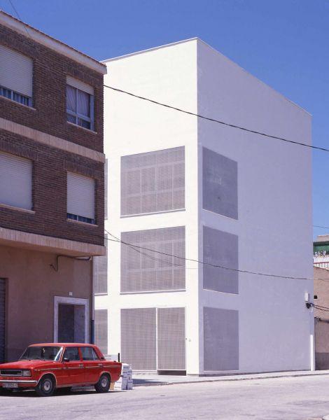 arquitectura_Dolores Alonso_Centro de Salud de Castalla