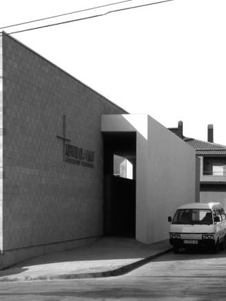 arquitectura_Dolores Alonso_Centro de Salud de Onil