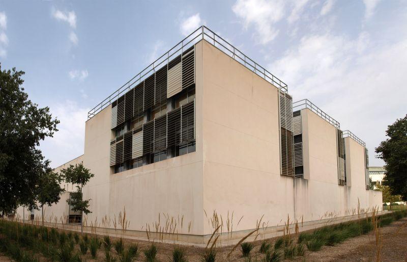 arquitectura_Dolores Alonso_IV edificio de la Politécnica de Alicante