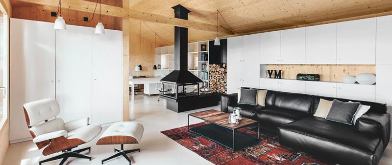 arquitectura, arquitecto, interiorismo, sostenible, sostenibilidad, ecológico, Pirineos, madera, Barcelona, Sant Cugat, DOM Arquitectura