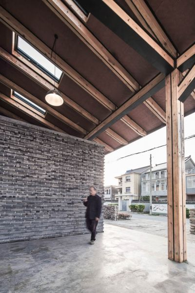 arquitectura_dongziguan_conjunto abierto