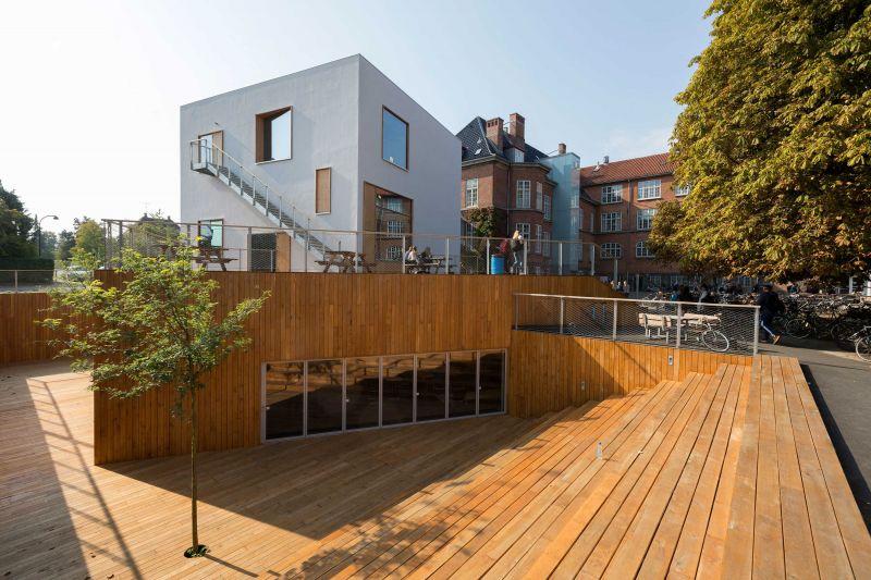 arquitectura_Dorte Mandrup_ Aurehøj Music Building