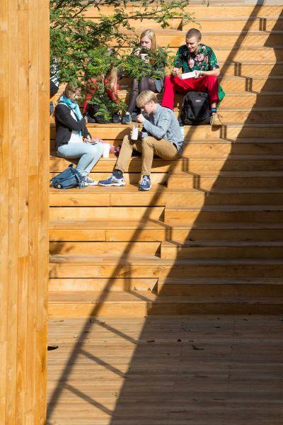 arquitectura_Dorte Mandrup_ Aurehøj Music Building 2