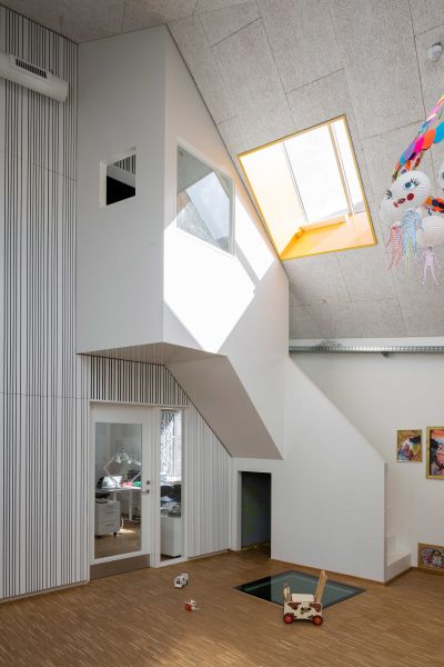 arquitectura_Dorte Mandrup_childrens-culture-house_interior