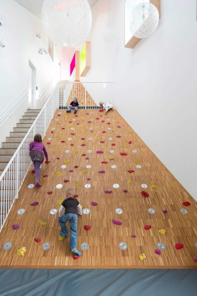 arquitectura_Dorte Mandrup_childrens-culture-house_interior_2