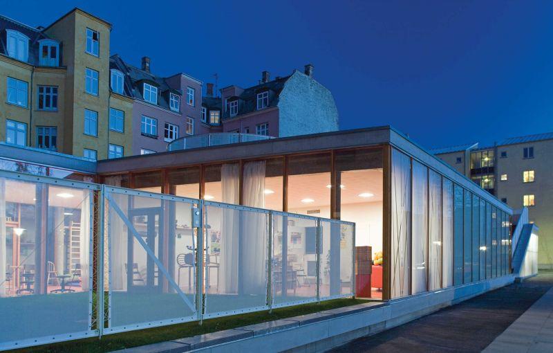 arquitectura_Dorte Mandrup_Day-care Centre, Skanderborggade 2