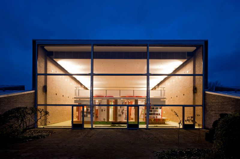 arquitectura_Dorte Mandrup_Munkegaard School, Gentofte