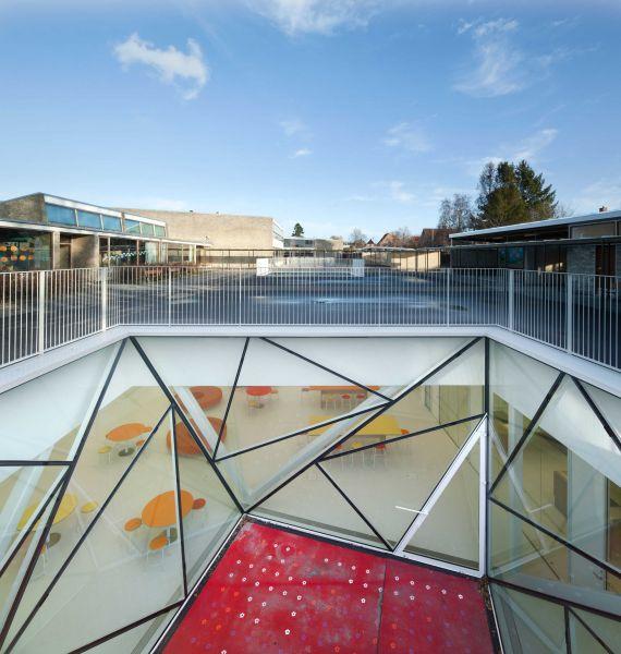 arquitectura_Dorte Mandrup_Munkegaard School, Gentofte 2