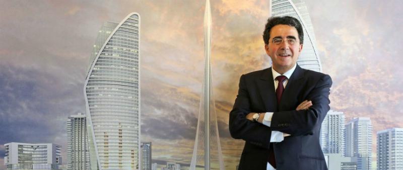 arquitectura, arquitecto, diseño, design, Santiago Calatrava, Dubai, torre, Emiratos Árabes, edificio, edificación, Dubai Creek Harbour