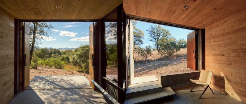 arquitectura, arquitecto, diseño, design, sostenible, sostenibilidad, ecología, ecológico, Arizona, Casa Caldera, Dust, EEUU, construcción sostenible, naturaleza, desierto, Valle de San Rafael