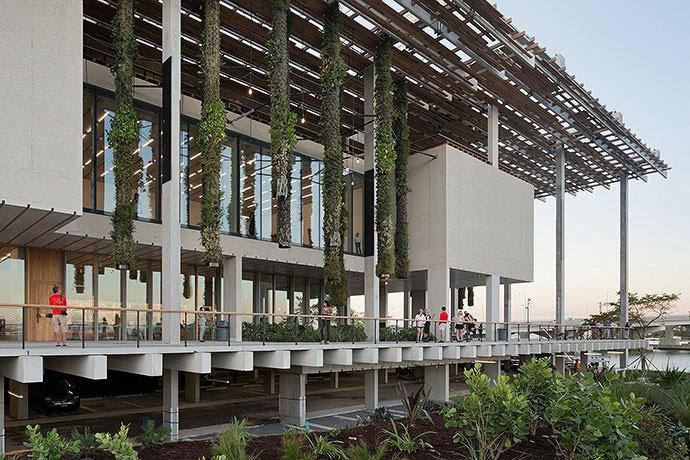 arquitectura Perez Art Museum  Miami, Estados Unidos Arquitectonica & Herzog & de Meuron