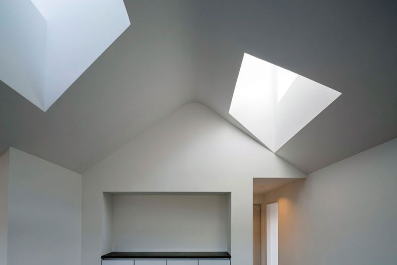 arquitectura Museum of Outdoor Arts Element House  Nuevo México, Estados Unidos MOS Architects interior