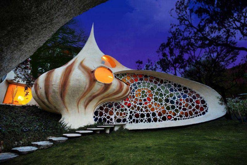 arquitectura exclusiva Casa Nautilus