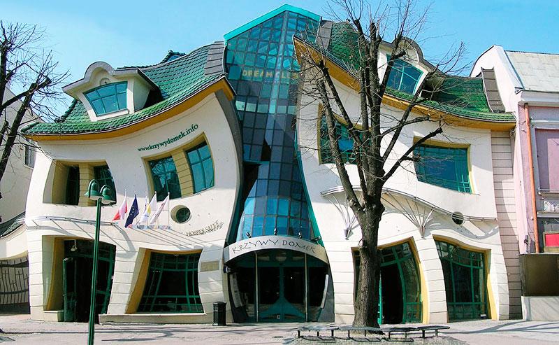Casa Torcida arquitectura exclusiva