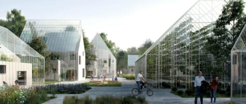 arquitectura, arquitecto, diseño, design, ecología, ecológico, sostenible, sostenibilidad, autosuficiente, ReGen Villages Holding B.V., Effekt, Dinamarca, Almere,  Holanda