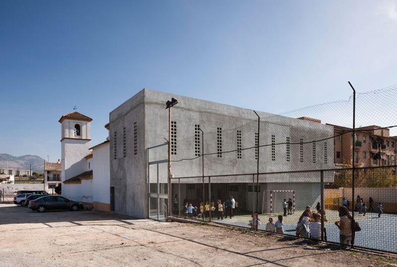 arquitectura_Elisa Valero_escuela Cerillo_ENTORNO
