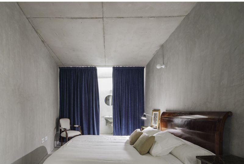 arquitectura_Elisa Valero_viviendas Realejo_acabados