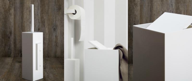 arquitectura, arquitecto, diseño, design, complementos baño, accesorios hogar, resina, blanco, sencillo, minimalista, minimal, rectilíneo, Betacryl, El Picaporte, Valencia, empresa
