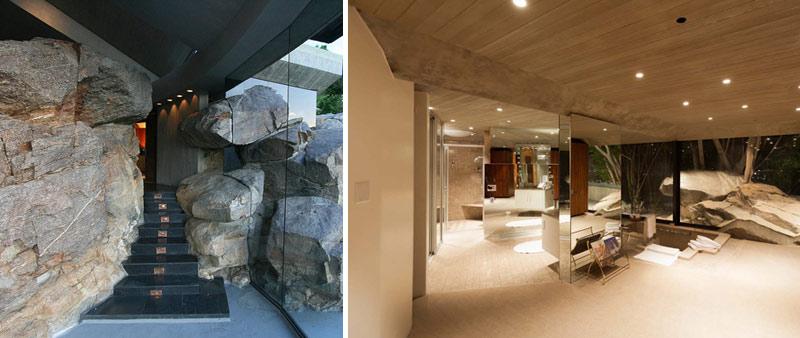 arquitectura, diseño, historia, John Lautner, Elrod Residence