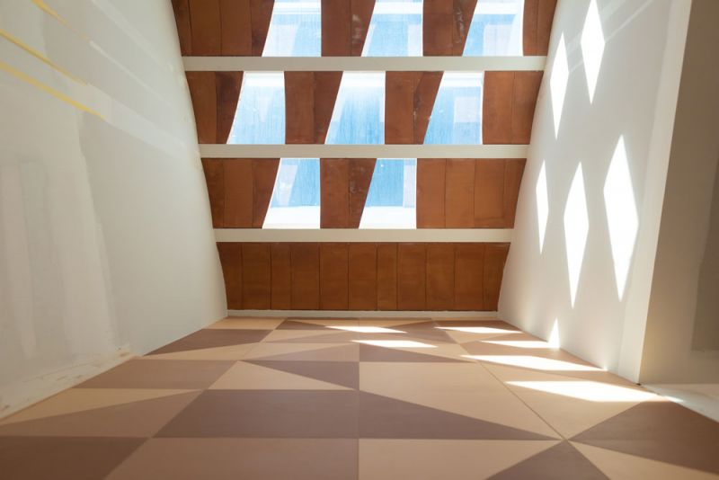 arquitectura pabellon kalida embt arquitectos detalle lucernario