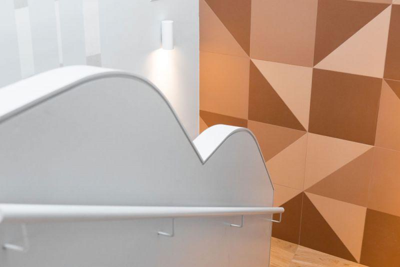 arquitectura pabellon kalida embt arquitectos detalle escalera