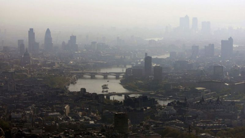 arquitectura CSCAE emergencia climatica ciudad polucion
