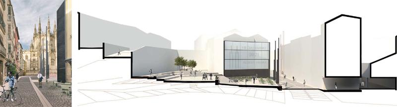 Imagen y sección de la propuesta