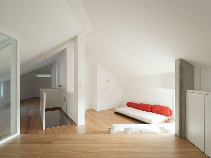 arquitectura entrevista arrokabe arquitectos casa cachons passivhaus primera planta