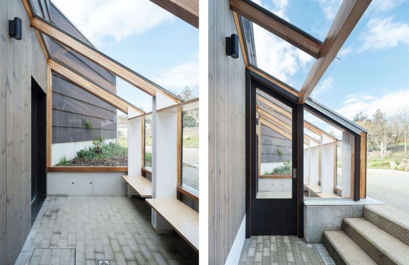 arquitectura entrevista arrokabe arquitectos casa cachons passivhaus porche acristalado
