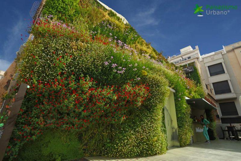 arquitectura jardin vertical paisajismo urbano La Calahorra de Elche Antonio Maciá de Woha Arquitectura