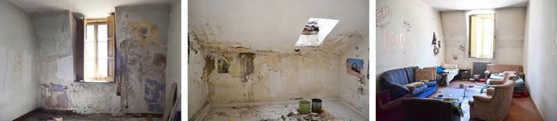 ARQUITECTURA_EREHAB ESTACION BURGOS_ESTADO PREVIO_imagenes de interiores
