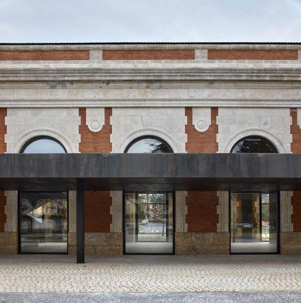 ARQUITECTURA_REHAB ESTACION BURGOS_marquesian acceso en fachada norte