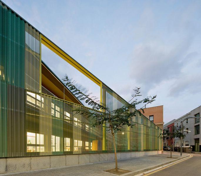 arquitectura_espinet-ubach_guardería xiro_fachada