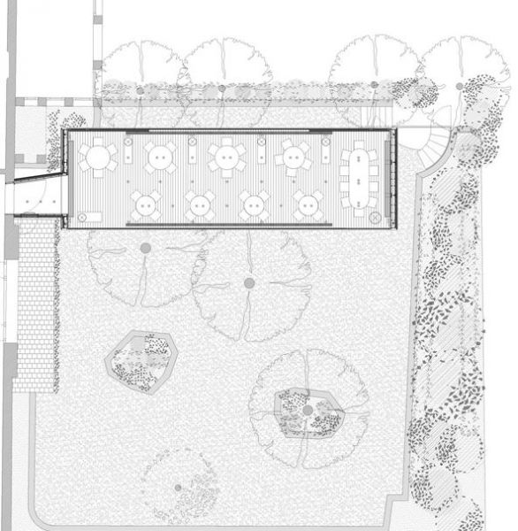 arquitectura_espinet-ubach_restaurante hispania_planta