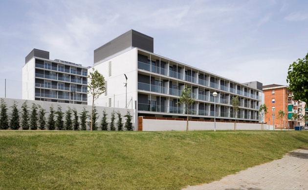 arquitectura_espinet-ubach_viviendas jóvenes_conjunto