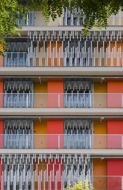 arquitectura_espinet-ubach_viviendas jóvenes_detalla fachada
