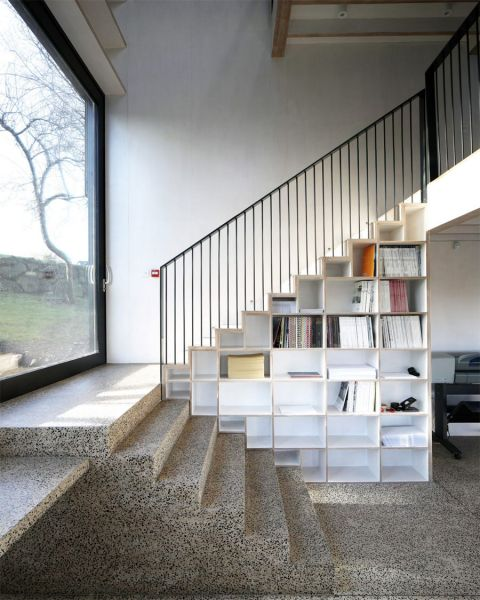 arquitectura_estudio fallahogey_escalera