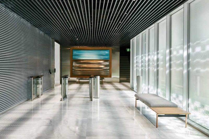 arquitectura estudio lamela arquitectos discovery building interior acceso