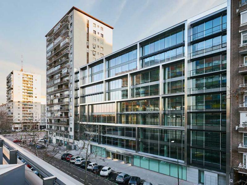 arquitectura estudio lamela arquitectos discovery building exterior general