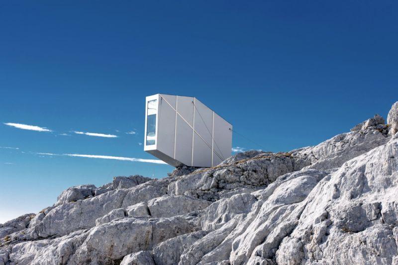 arquitectura extrema_refugio Kanin exterior