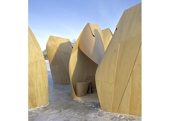 arquitectura extrema_refugio patinadores winnipeg_interior
