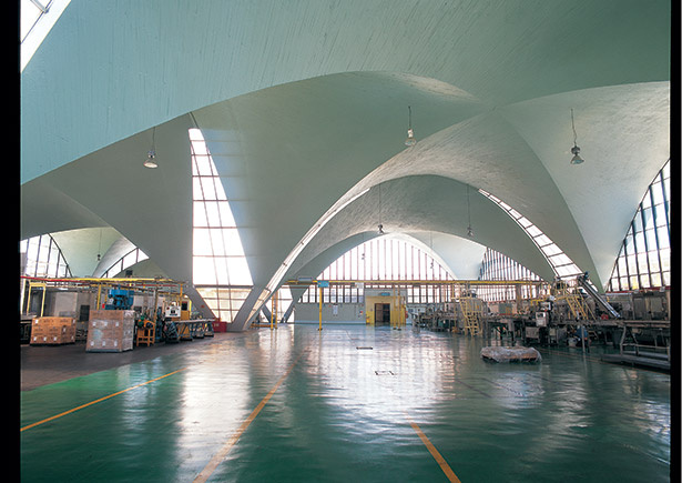 Arquitectura Félix Candela Fábrica Bacardi