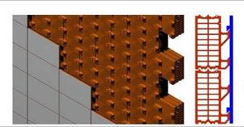 arquitectura_fachada ventilada sierravent_esquema de anclaje