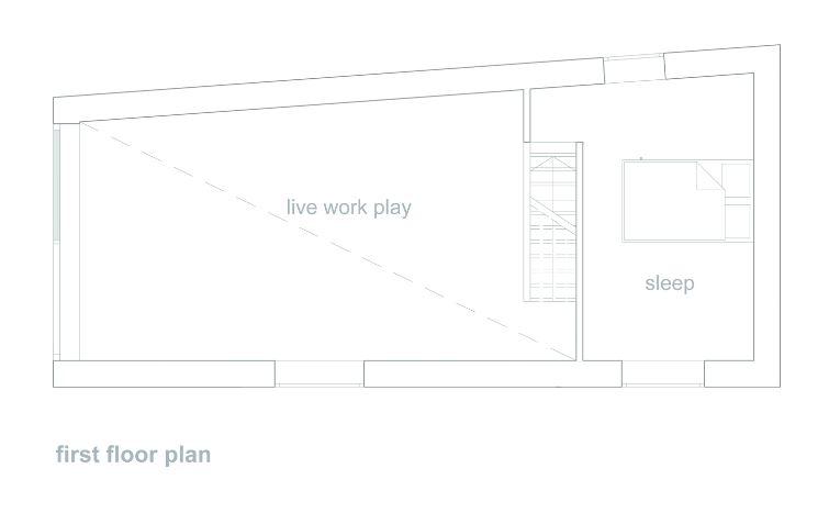 arquitectura_Family architects_no.37_planta altillo