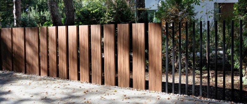 arquitectura, arquitecto, diseño, design, interior, interiorismo, vallado, cerca, exterior, valla, vivienda aislada, automático, Fancy Fence, Polonia, minimalista, minimalismo