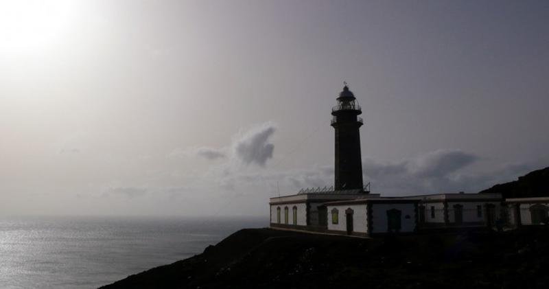 Arquitectura Faro Orchilla Isla El Hierro