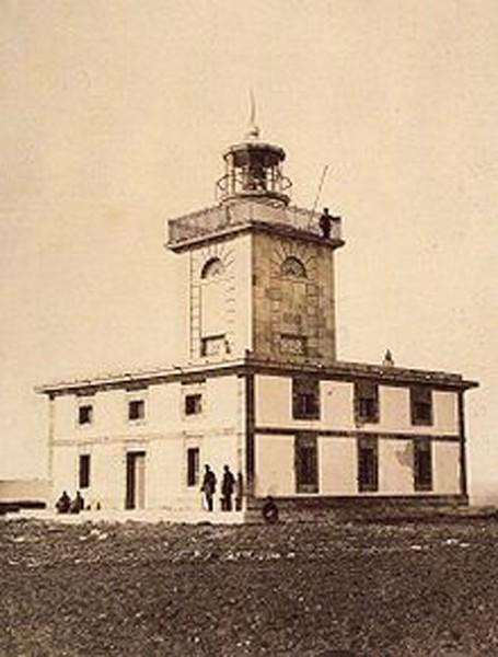 arquitectura faro de tabarca  1865