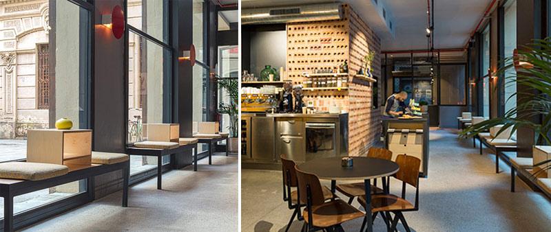 arquitectura, federal café, diseño interior, design, australian style
