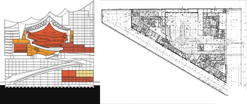 arquitectura, arquitecto, diseño, design, interior, interiorismo, Herzog & de Meuron, Elba, Elbphilharmonie, filarmónica, auditorio, música, Hamburgo, Alemania