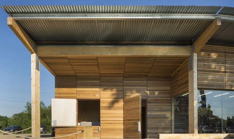 arquitectura_Fishing lodge_cubierta